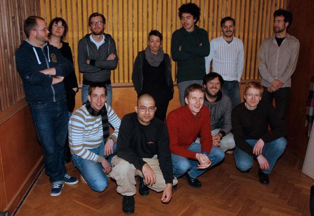 CK+10 im Studio